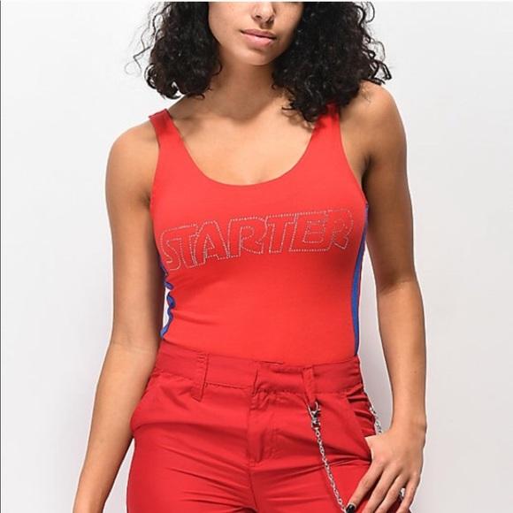 STARTER Other - STARTER Bodysuit
